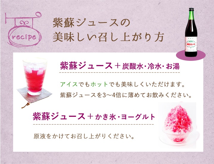 紫蘇と健康、ロズマリン酸・αリノレン酸